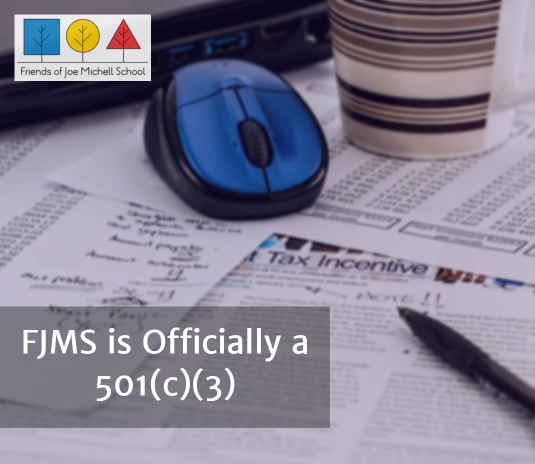 FJMS is officially a 501(c)(3)!!