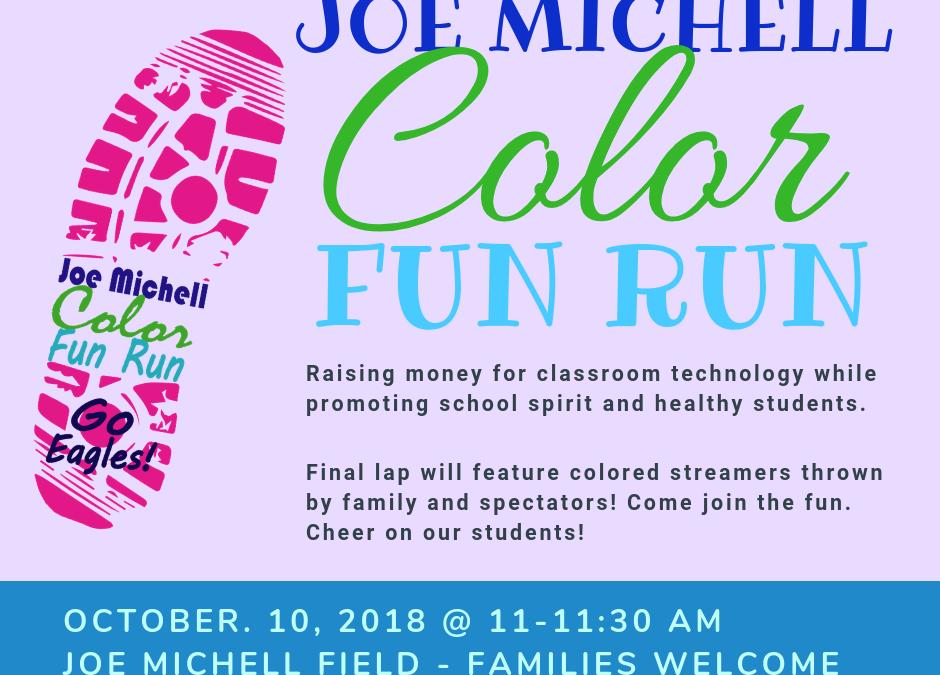 Color Fun Run 2018
