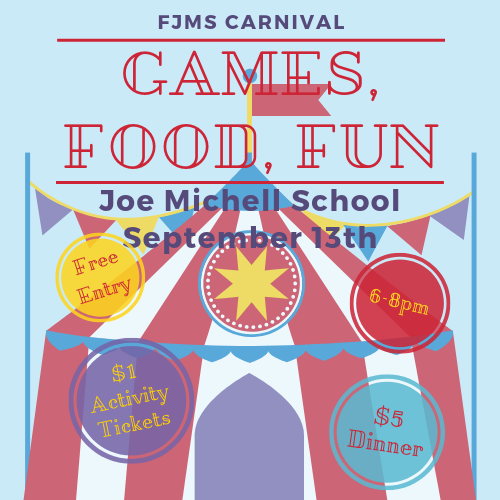 Community Carnival 9/13/19