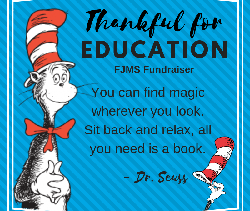 Thankful for Education 2019