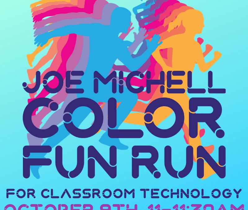 2019 Color Fun Run!