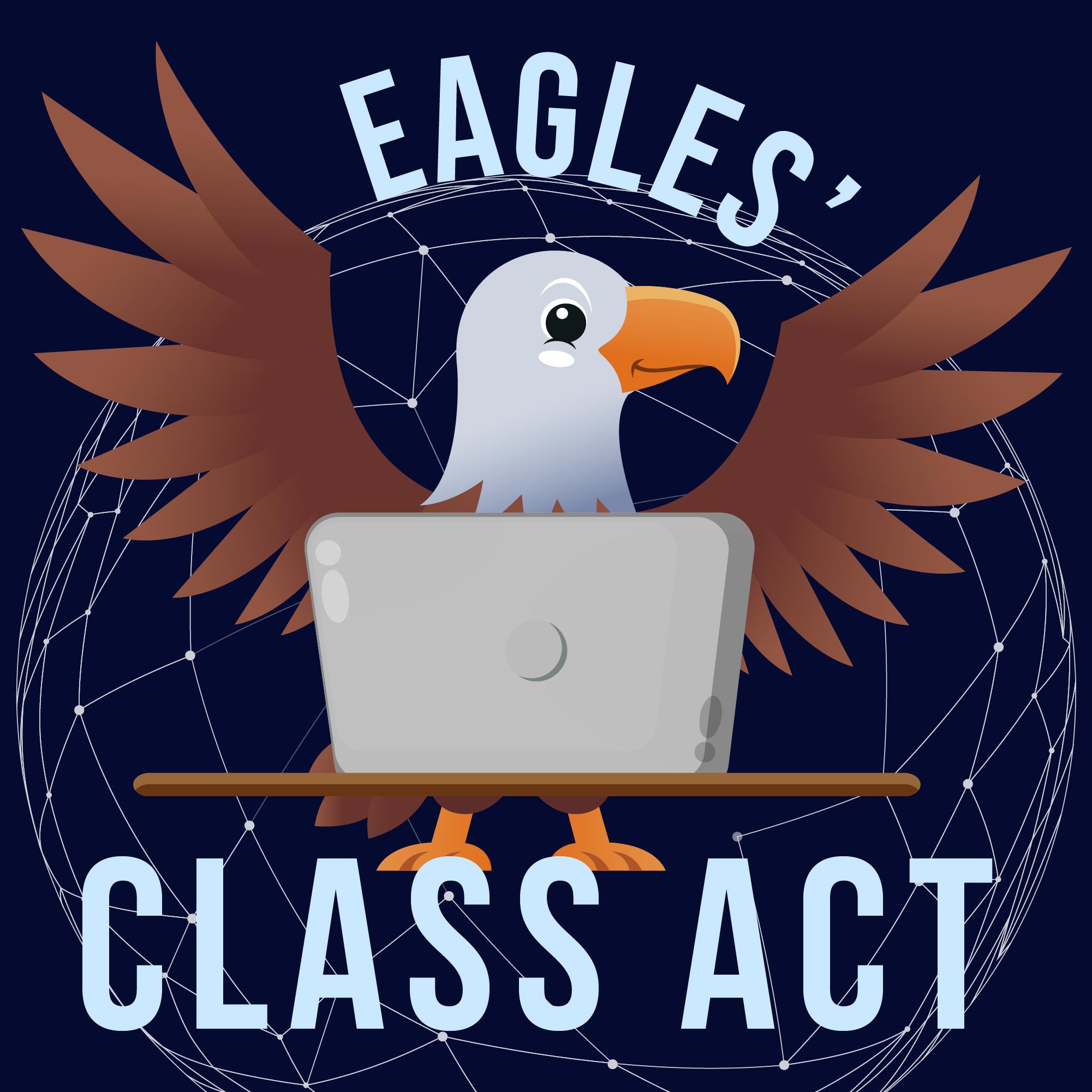 Eagle Class Act Logo